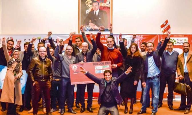 «Maroc StartUp Cup» L'entrepreneuriat innovant célébré