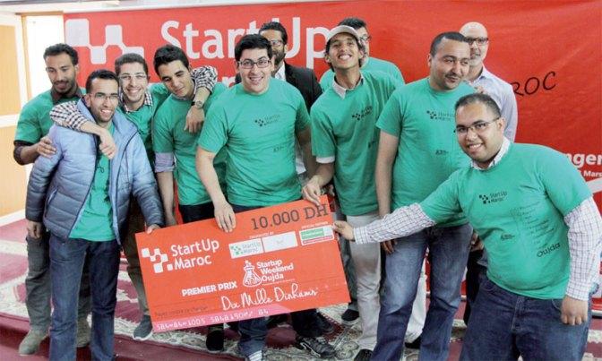 Startup Weekend Oujda célèbre ses gagnants