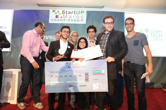 STARTUP MAROC CHAMPIONSHIP, AND THE WINNERS ARE…