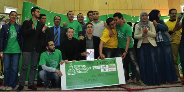 LA SILICON VALLEY S'INVITE À KHOURIBGA POUR LA STARTUP WEEKEND