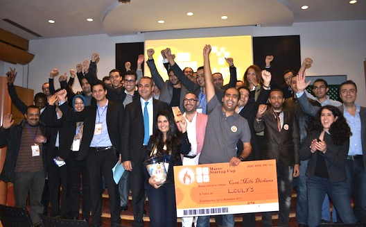 Looly's takes home Startup Cup Maroc