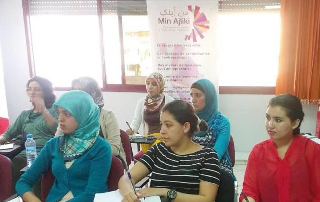 1er Start-up Weekend Women à Casablanca: Min Ajliki rejoint l'aventure