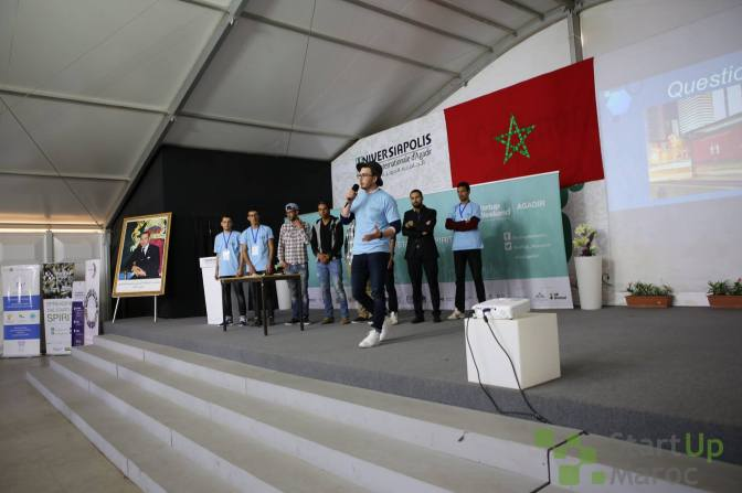 Startup Maroc RoadShow annonce son quatrième champion! Un pari réussi pour le Startup Weekend Agadir