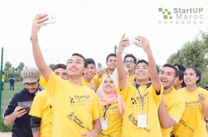 Startup Weekend Oujda, un weekend inoubliable!