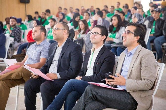 Startup Weekend Khouribga: Une 2ème édition pleine d'ambiance avec plus de 360 participants à l'ouverture !
