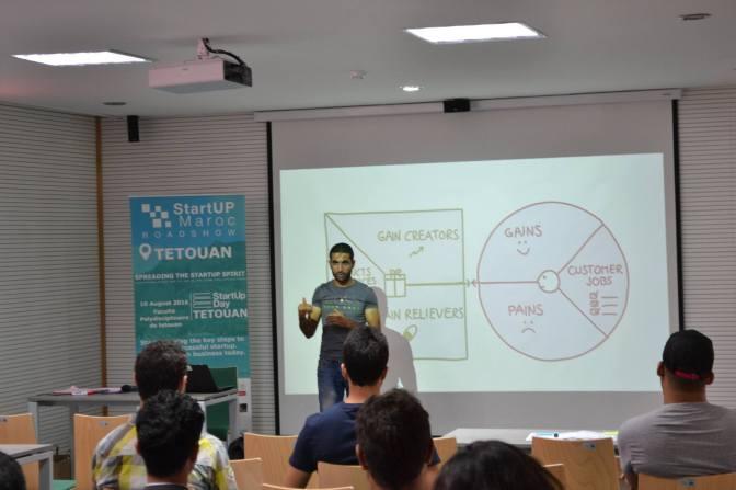Startup Day Tétouan 2016 ! Une initiation à Startup Weekend Tétouan 2016!