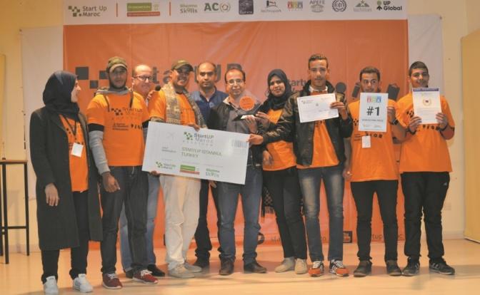 Les vainqueurs de Startup Weekend Benguerir – Libération
