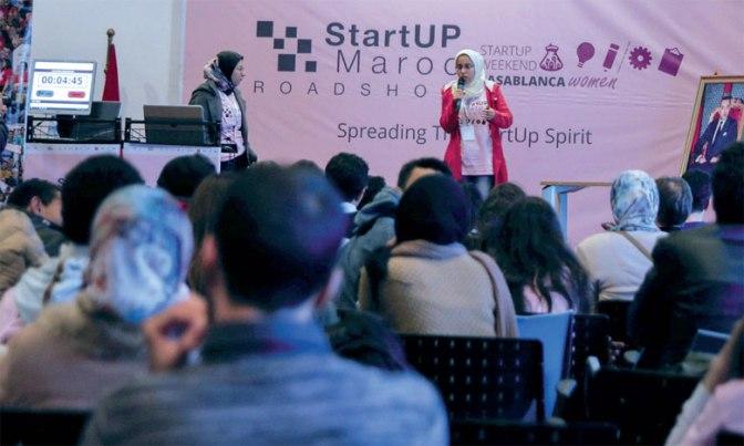 Le Matin – Carton plein pour le «Startup Weekend Casablanca Women»