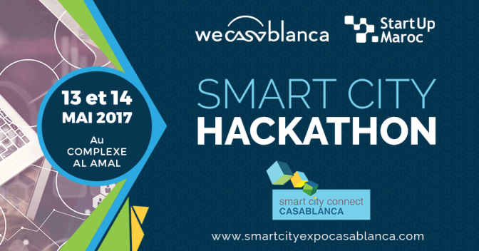 Inscirption ouverte au Casablanca Smart City Hackathon