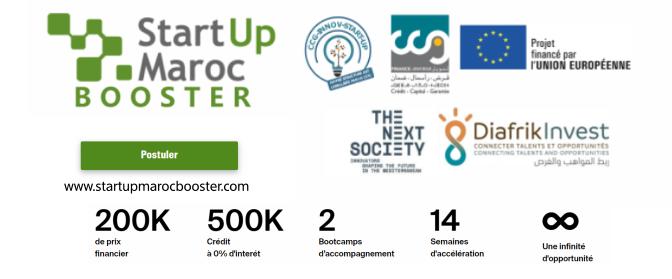 StartUp Maroc Booster